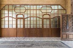 Bombas Gens - Selldorf Architects - New York Valencia, Private Foundation, Art Nouveau, Art Deco, Steel Trusses, Urban Fabric, Construction Design, Polished Concrete, Contemporary Photography