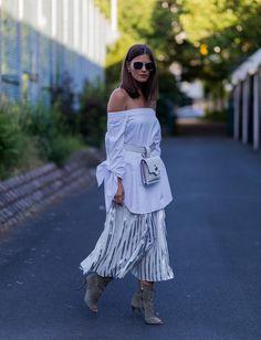 Pin for Later: Lasst euch inspirieren vom Stil der Hauptstadt mit den besten Street Style Bildern der Berlin Fashion Week  Nina Schwichtenberg.