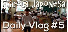 Daily Vlog #5 – Escola Japonesa, Kappa Sushi, Restaurante Miya e salve geral  – Japão