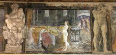 Palazzo Fava storie di Giasone e Medea Agostino Ludovico e Annibale Carracci 1585