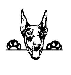 Labrador Dog Peekaboo Car Decal Vinyl Sticker Fun Lab Peek Gift Window