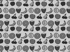 """fruit salad"" by ereseigh  cherry. peach, banana, strawberry, kiwi, pear, orange, apple, food, fresh, ereseigh"