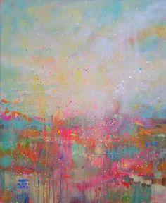 """Saatchi Art Artist Marta Zawadzka; Painting, """"dreaming"""" #art"""