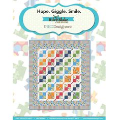 Riley Blake Designs Pieces of Hope Quilt Pattern