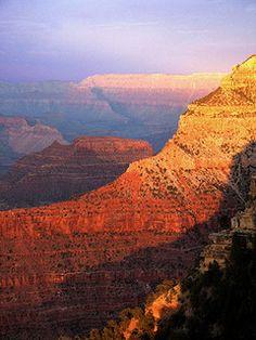 Sunset, Grand Canyon by RetreatsInSedona.com, via Flickr
