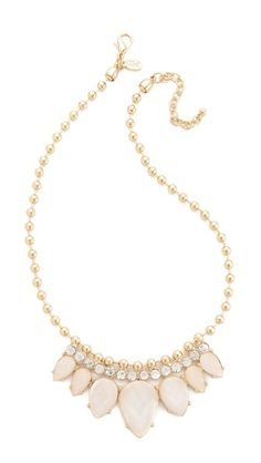Club Monaco Opal Statement Necklace, also available at http://www.clubmonaco.com/product/index.jsp?productId=19140646=12243590.12266445.12454417=ln_women_shoesaccessories_jewelry
