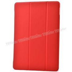İPad Pro 9.7 inç Standlı Kılıf Kırmızı -  - Price : TL34.90. Buy now at http://www.teleplus.com.tr/index.php/ipad-pro-9-7-inc-standli-kilif-kirmizi.html