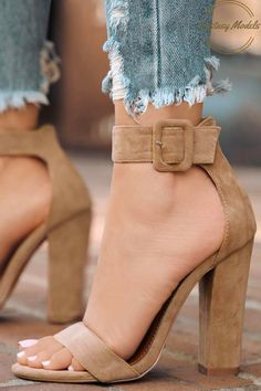 Ecstasy Models Heels by lolashoetique
