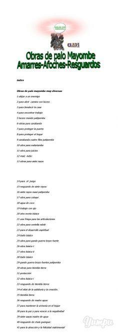 Obras de Palo Mayombe - 56 pag.pdf - Webnode - Magazine with 56 pages: Obras de Palo Mayombe - 56 pag.pdf - Webnode