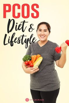 PCOS Diet And Lifestyle – What Should You Do If You Have PCOS? #health #wellness
