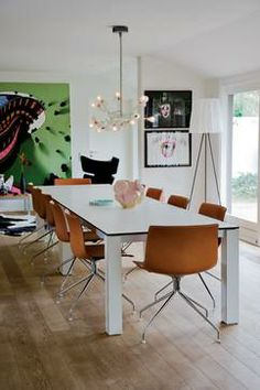 1000 images about formica compact on pinterest compact for 3 sided dining room table