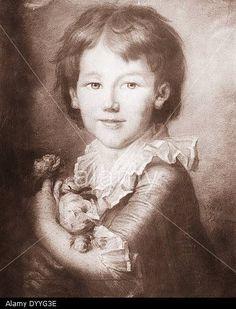 Louis-Charles, Louis XVII