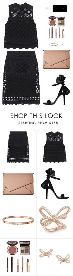 """""""Sin título #4477"""" by mdmsb on Polyvore featuring moda, Kendall + Kylie y Charlotte Tilbury"""
