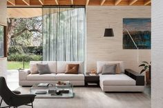 Contemporary style, optimal flexibility, and clever storage solutions make this modular sofa the perfect addition for any living room or lounge. King Furniture, New Furniture, Living Room Furniture, Living Rooms, Furniture Ideas, Lounge Couch, Modular Sofa, Lounge Areas, Living Room Inspiration