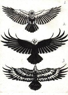 Crow Tattoo Designs by marcAhix.devianta… on Crow Tattoo Designs by marcAhix.devianta… on This image has get Crow Tattoo Design, Bird Tattoo Men, Tattoo Designs, Crow Tattoo For Men, Small Eagle Tattoo, Eagle Tattoos, Eagle Chest Tattoo, Eagle Tattoo Girl, Eagle Back Tattoo