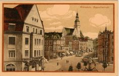 AK 1917 Allenstein Olsztyn Ostpreußen Polen Ermland Masuren Zeppelinstraße de.picclick.com
