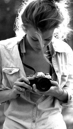 manual camera.