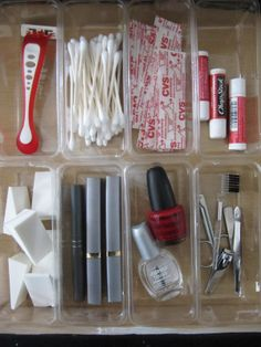 Recycle and Organize With Crisco containers. Sew Many Ways...: Tool Time Tuesday...