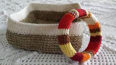 Phatufa: Pulseira crochet
