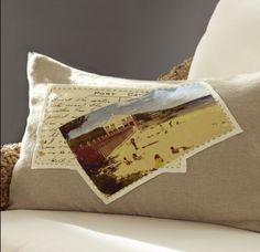 Cute vintage pillow . LOVE IT !