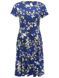 M&Co - Shop online and get the latest looks for women, men, kids and the home plus free delivery when you spend or more M&CO Short Sleeve Dresses, Dresses With Sleeves, Swing Dress, Looking For Women, Butterfly, Ditsy, Poppy, Flora, Shopping
