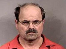 "Dennis Rader known as BTK killer (or the BTK strangler). ""BTK"" stands for ""Bind, Torture, Kill"".  Murdered ten people in Sedgwick County (in and around Wichita, Kansas), between 1974 and 1991."