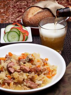 The Best Bigos Recipe -- Polish Hunter's Stew -- from Polska Foods. http://www.polskafoods.com/polish-recipes/best-polish-bigos-recipe