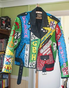 My punk jackets
