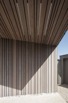 47 Ideas For Exterior Wood Cladding Interior Design