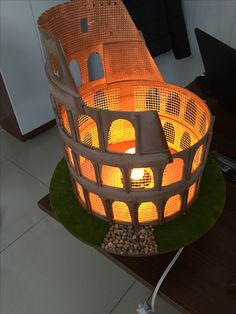 Colesseum the Lampshade :)