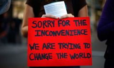 Occupy Wall Street: what is to be done next? - Slavoj Zizek