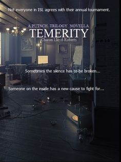 Temerity (PUTSCH. Trilogy, #0.1)
