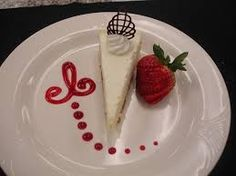 decorations for dessert plates - Google Search & Taste of Dessert | Pinterest | Cheesecakes Plating techniques and ...