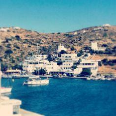#ios #port #amazing_view #blue_sea 2013