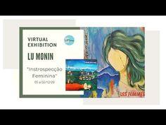 Lu Monin - Female Introspection (Virtual Exhibition) - YouTube Book Cover, Art, Female