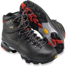 With legendary Italian quality and comfort, the Zamberlan Vioz GT boots offer waterproof protection and burly construction to handle everything from easy day hikes to backcountry adventures. Available at REI, Satisfaction Guaranteed. Best Hiking Boots, Hiking Boots Women, Men Hiking, Hiking Shoes, Hiking Gear, Hiking Clothes, Trekking Outfit, Backpacking Boots, Hiking Fashion