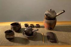 田承泰  用饭碗喝茶的柴烧大师
