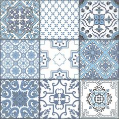 Patchwork | Almera Ceramica Painting Ceramic Tiles, Tile Art, Mosaic Tiles, Tiling, Tile Patterns, Print Patterns, Paper Plate Animals, Art Nouveau Interior, Wine Glass Markers