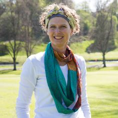 Slinky scarves, snoods & headbands in pure silk recycled from saris https://www.turtle-doves.co.uk/collections/silk-snoods