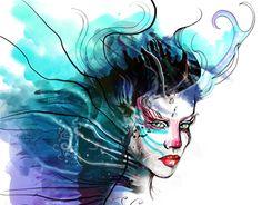 "Check out new work on my @Behance portfolio: ""Portrait Illustration"" http://be.net/gallery/32511799/Portrait-Illustration"