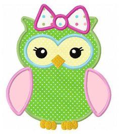 big bow owl