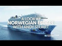 A Look at Norwegian Escape: The Haven for Luxury cruise experience with all the great features of a large ship www.JillsGreatEscapes.com