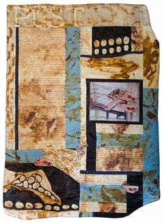 LINDA KITTMER'S FIBRE ART, PHOTOGRAPHY & JOURNALLING: Rust