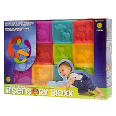Sensory Bloxx™ at The Animal Rescue Site