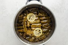 These Lebanese Stuffed Grape Leaves are made with a spiced ground beef and rice mixture - a delicious Mediterranean dish commonly served as an appetizer! Middle Eastern Dishes, Middle Eastern Recipes, Lebanese Chicken, Stuffed Grape Leaves, Beef And Rice, Lebanese Recipes, Mediterranean Dishes, Food Network Recipes, Ground Beef