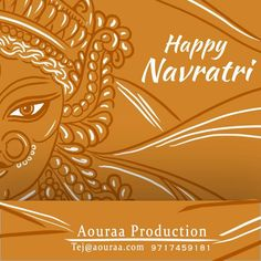 May this Navratri light up your life with happiness and great well-being. #AouraaProduction wishes you and your family a prosperous Navratri.