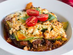 This dish is a bit of a show pony in my paleo recipes repertoire. It's a perfect meal to serve to your non-paleo friends, partners, or fussy kids. It's so yummy, hearty and filling, they won't even...