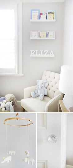 Eliza's nursery on Lay Baby Lay!! Stoked!! | Real nursery: eliza's dreamy retreat