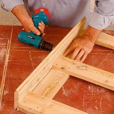 Gjør det selv: Blomstrende levegg Bamboo Cutting Board, Home, Patio, Ad Home, Homes, Haus, Houses