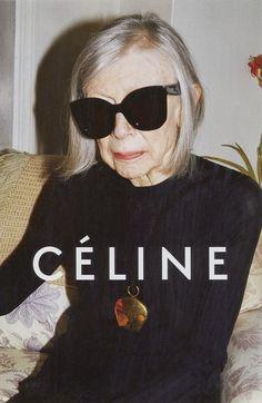 C'est Ma Vie: Joan Didion, Céline's Latest Poster Girl